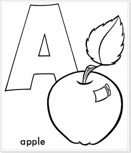 Раскраска немецкие буквы