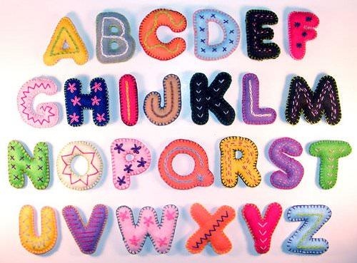Карточки английского алфавита только картинки