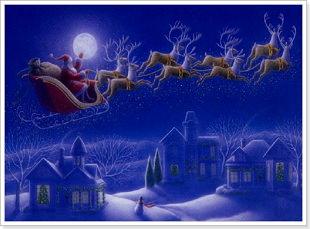 Санта Клаус история происхождения