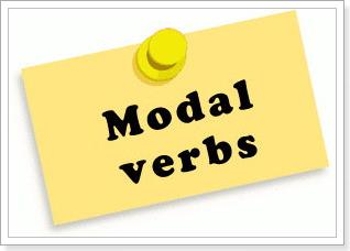 Использование с модальными глаголами сказуемые
