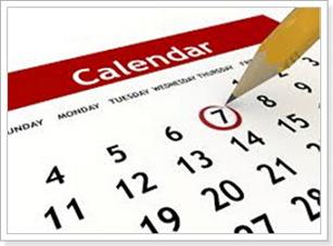 Даты по английски онлайн