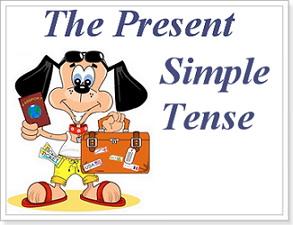 Глаголы настоящее время в английском