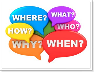 Как составить вопросительные предложения в английском?