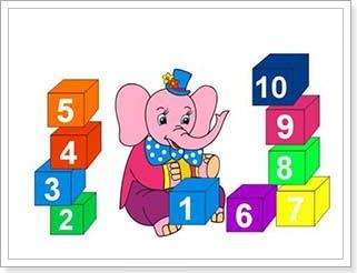 Английский для детей 3 лет