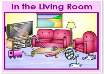 Описание интерьера комнаты ЕГЭ английский