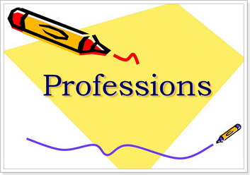 Профессии на английском языке с