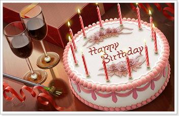 Открытки с днем рождения на английском