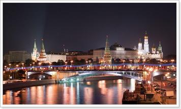 Простой текст на английском про Россию