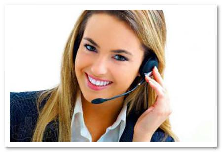 Диалог по телефону с междометиями