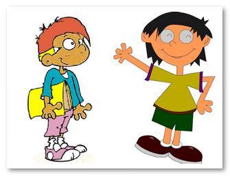диалог знакомство на французском языке для детей
