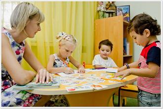Как обучать английскому маленьких детей?
