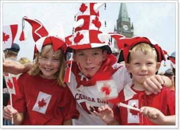 Праздники справляемые в Канаде