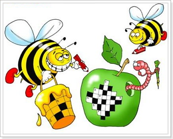 Пчелы_шарада