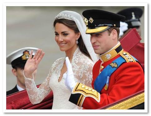 Свадебные традиции Англии на английском языке