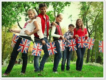 знакомства в англии для детей