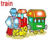 Поезд на английском
