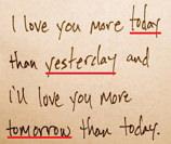 Вчера сегодня завтра по-английски
