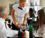 Заказ в ресторане по-английски