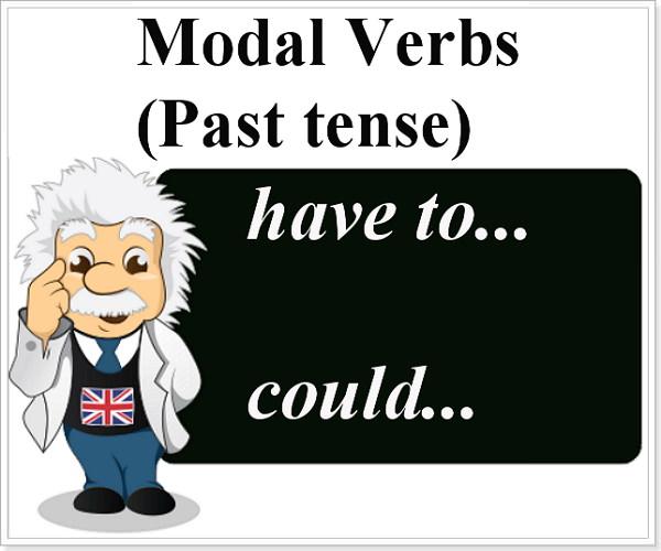 Английский модальные глаголы аудио урок