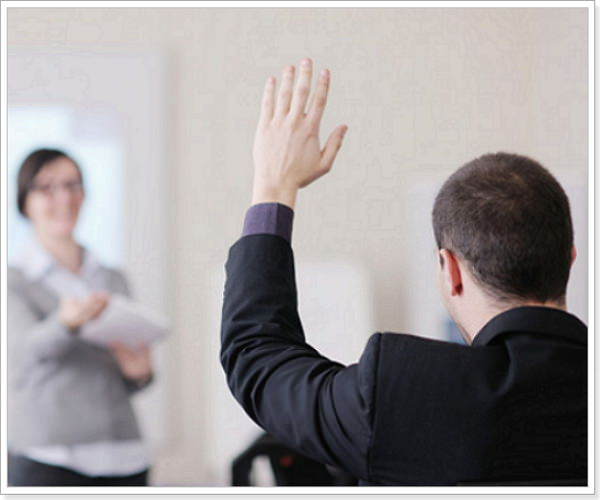 Задайте вопросы рабочему на английском