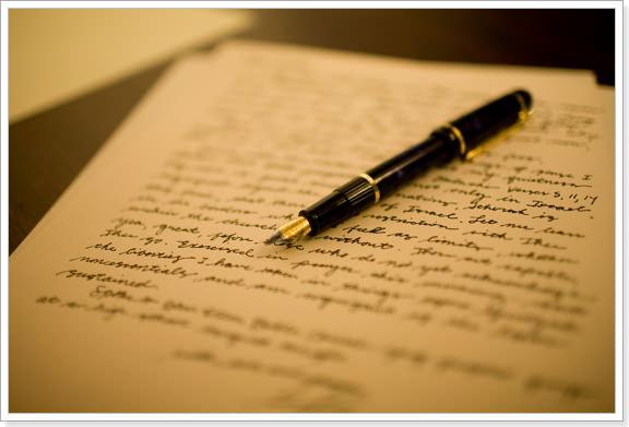 Деловое письмо на английском правила написания