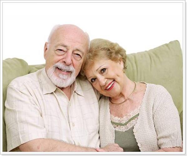 Описание пожилых людей