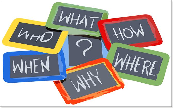 Типы Вопросов в английском языке