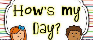 Распорядок дня по-английски