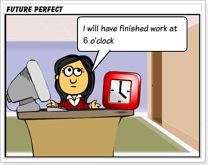 Future perfect правила