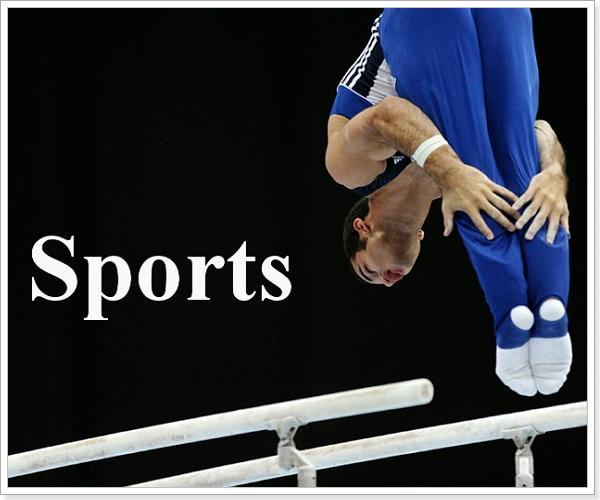 Спортивная гимнастика по английски