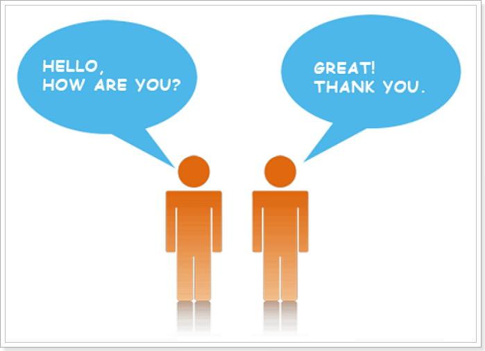Фразы для общения на английском