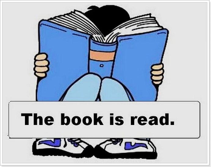 Какое настоящее время слова read?