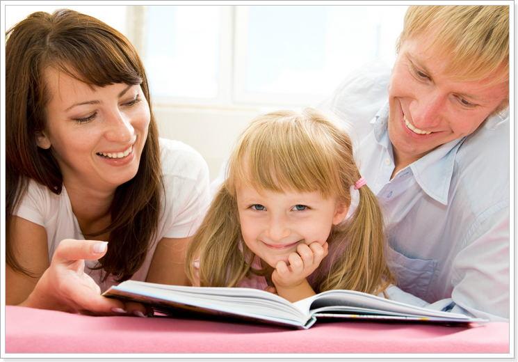 Как научить ребенка читать по английскому?