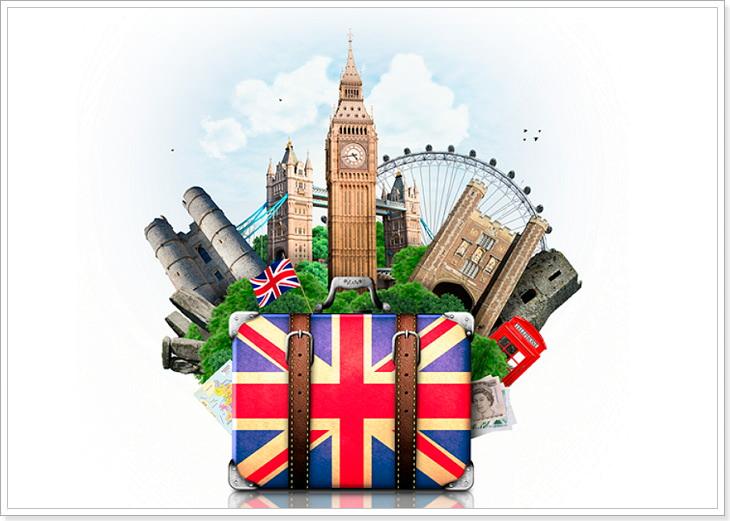 Английская Тема по теме Великобритания