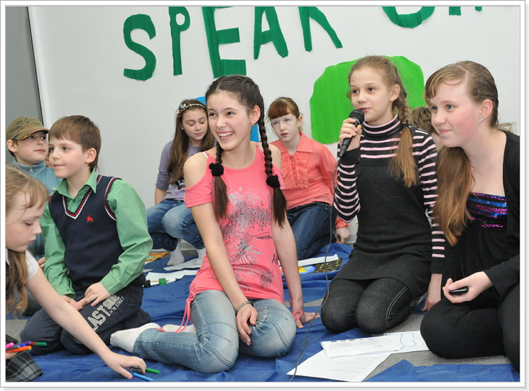 Летний лагерь по английскому языку