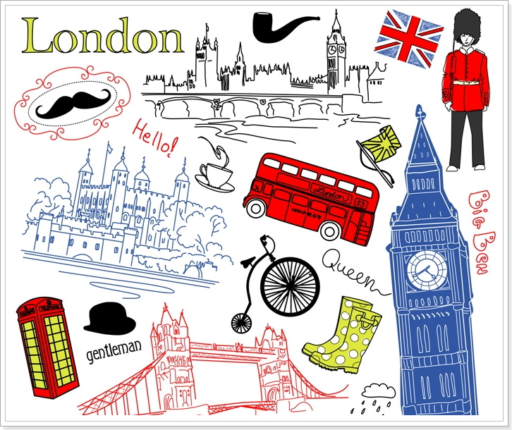 Нарисовать Британию