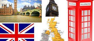 Урок английского great britain