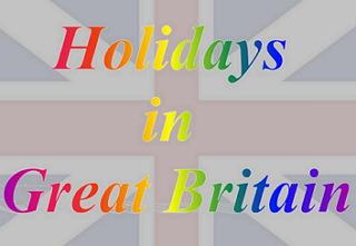 Праздники Англии