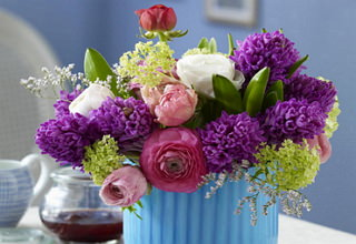 букет цветов перевод на английский
