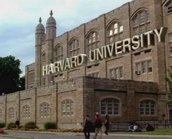 Гарвардский университет в США
