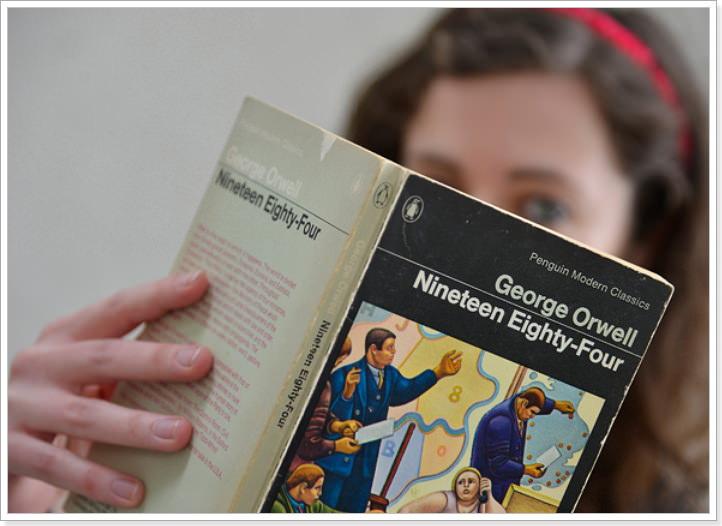 Джордж оруэл 1984 на английском fb2