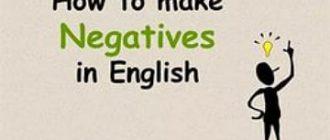 Negatives