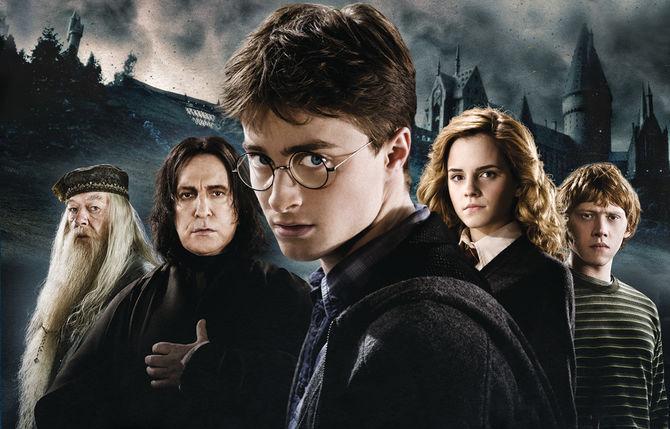 «Гарри Поттер» на английском – увлекательно и полезно