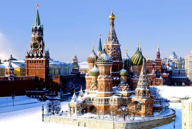 Как пишется Российская Федерация на английском?