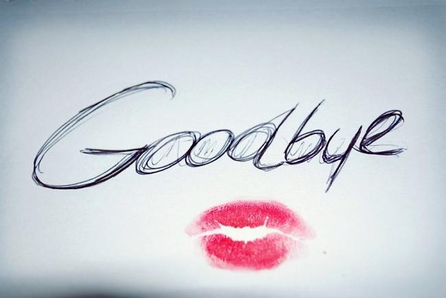 Прощаемся по-английски