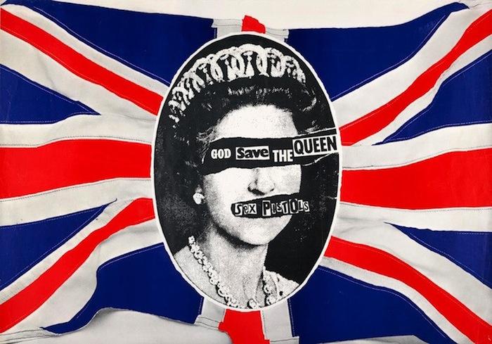 Королева Елизавета – символ Великобритании
